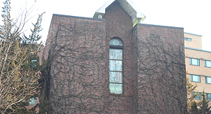 05 - Attached Building to Church